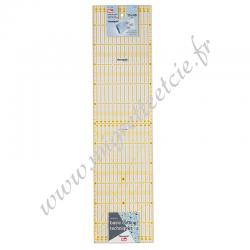 Règle universelle 15 x 60 cm, Omnigrid, PRYM, Migrette et Cie