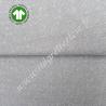 Tissu molleton bio pour sweat gris chiné, GOTS, Migrette et Cie