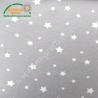 Jersey gris imprimé étoiles blanches, Migrette et Cie