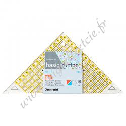 Equerre patchwork Omnigrid, Prym, Migrette et Cie, Prym 611314