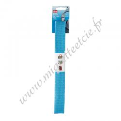 Sangle pour sacs 30 mm turquoise, 3 mètres, Prym, Migrette et Cie, Prym 965170