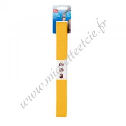 Sangle pour sacs 30 mm jaune, 3 mètres, Prym, Migrette et Cie, Prym 965181