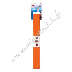 Sangle pour sacs 30 mm orange, 3 mètres, Prym, Migrette et Cie, Prym 965182
