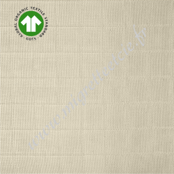 Tissu Tetra Coton bio, Migrette et Cie