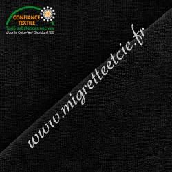 Micro-éponge de bambou noire,  Migrette & Cie