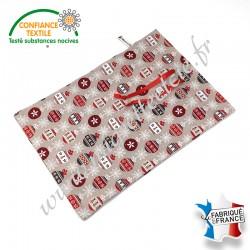 Emballage cadeaux en tissu...