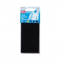 Pièce thermocollante, 12 x 45cm, noir, PRYM 929400, Migrette et Cie